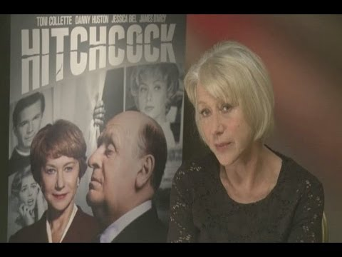 Hitchcock - Helen Mirren stars as Alma Reville