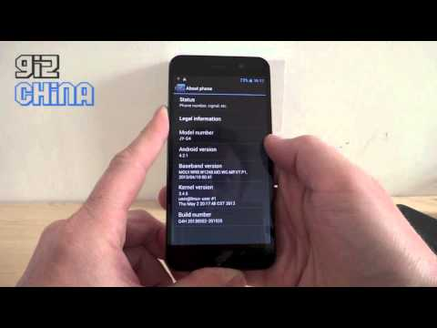 JiaYu G4 Hands On