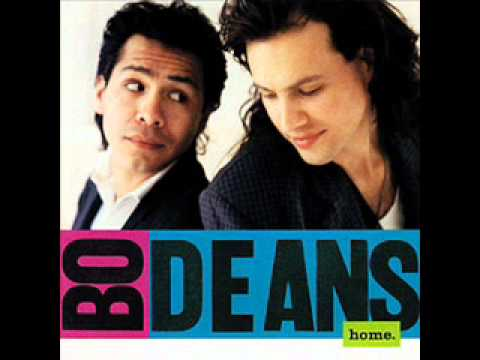 Bodeans - You Dont Get Much