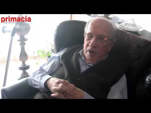 Anticipo de la entrevista en exclusiva para la revista primacía del Sr  Josep Mussons i Mata