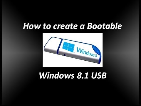 how to create bootable usb lenovo