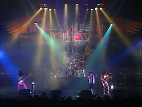 Loudness - Loudness Live