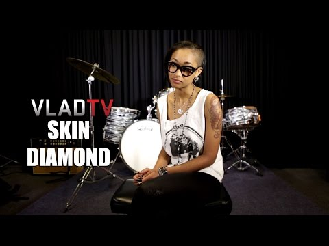 Skin Diamond on Disease Scandal in the Industry & Her Best ...