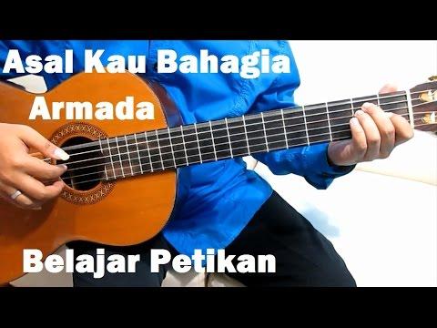 download lagu Armada Asal Kau Bahagia  Petikan  - Bela gratis