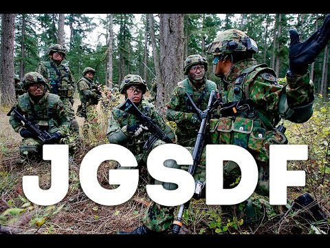 JGSDF Training at Exercise Iron Fist 2015 - Japan Ground Self Defense Force (陸上自衛隊)