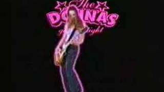 Клип The Donnas - Skintight