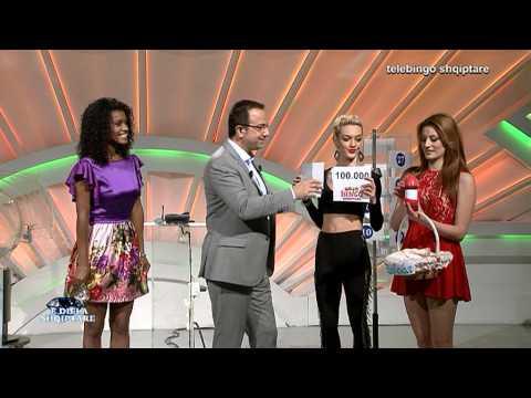 diela shqiptare - Telebingo shqiptare (12 maj 2013)