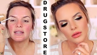 Photo Friendly DRUGSTORE Makeup Tutorial! My Engagement Photo Shoot Makeup Look | Casey Holmes