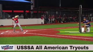 USSSA ALL AMERICAN TRYOUTS [2018]