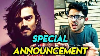 BB Ki Vines And CarryMinati SPECIAL VIDEO ANNOUNCE