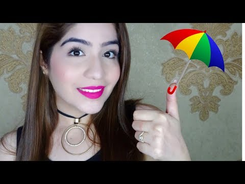 Monsoon Makeup Tutorial || Arushi Pahwa