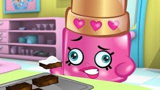 SHOPKINS SHOPVILLE CARTOON | Tricky Treats | Kids Cartoons