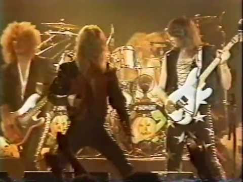 Helloween - Hell On Wheels, Minneapolis 1987 (full Concert) Pro-shot video
