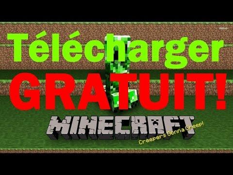 Comment Télécharger Minecraft 1.7.2 1.7.4 Gratuitement Cracker Tuto FR
