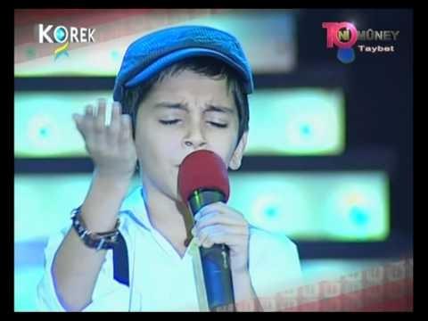 kurdish talent on korek tv show-song By Siver 2010-bro ay be wafa