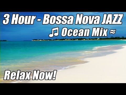 BOSSA NOVA JAZZ Instrumental Relaxing Background Music Instrumentals...