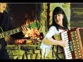 Wiesława Dudkowiak Relax by the Fireplace and her most beautiful accordion melodies