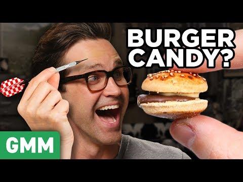 International Candy Taste Test