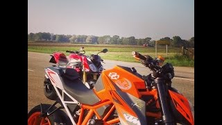 Yet another fly by with KTM 1290 Superduke R