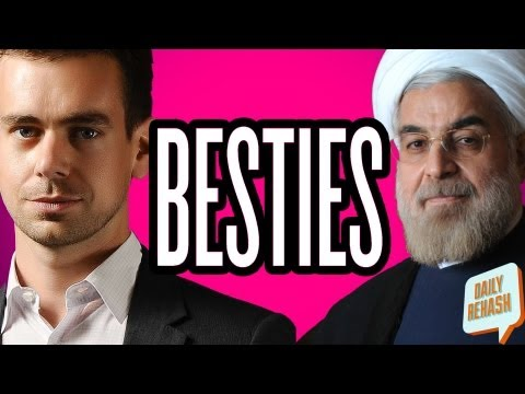 Jack Dorsey Makes Friends with Iran over Twitter | DAILY REHASH | Ora TV