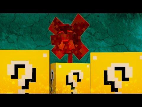 FLOR DE FUEGO Desafío de la Suerte #10 Lucky Blocks