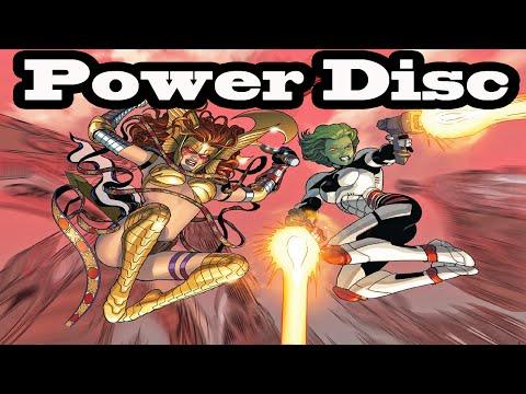 Disney Infinity 2.0: Marvel Super Heroes Gamora's Space Armor Power Disc- 1080p HD