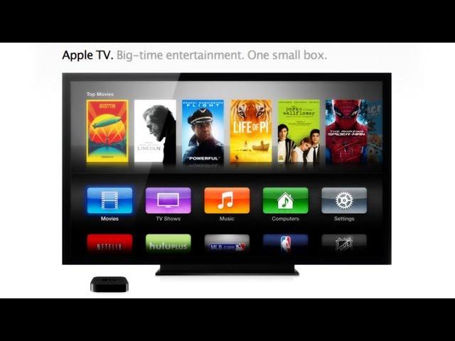 Apple May Be Eyeing Original Programming for TV