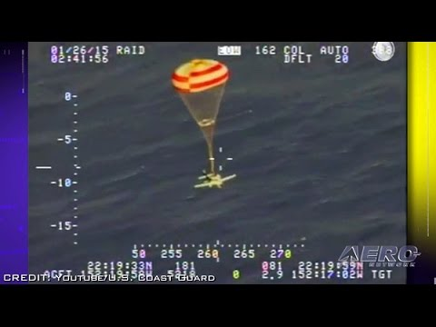 Airborne 01.27.15: USCG Rescue!, Two Eagles Over Pacific, UAV v White House