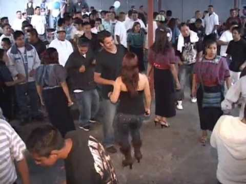 Todos Santos Huehuetenango - Bailazo en Vivo desde Oakland CA 2012. Con Marimba