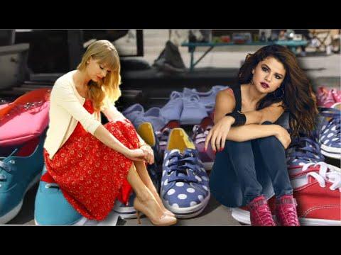Taylor Swift Vs. Selena Gomez: Best Fashion Ad?! (STYLE SHOWDOWN)