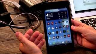 2013 Nexus 7 Review Обзор Nexus 7