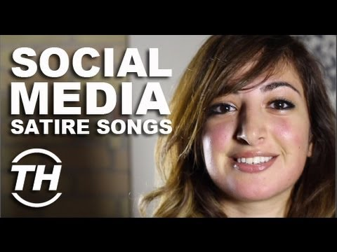 Social Media Satire Songs - Suzie Michael Explains How People s Online Profiles Can be Misleading