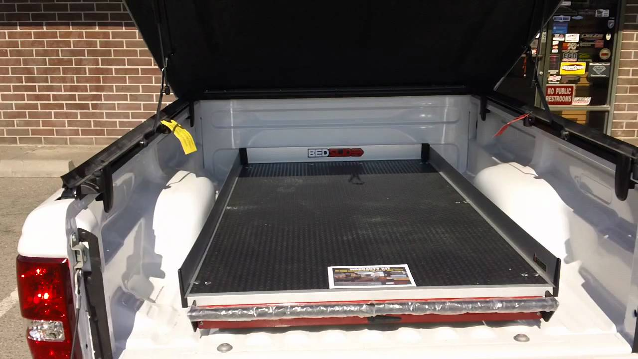 A R E Lsii Tonneau Bedslide And Luverne Stainless Nerf