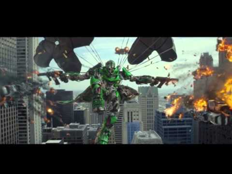 Transformers: Age of Extinction - Crosshairs Super Bowl Picture