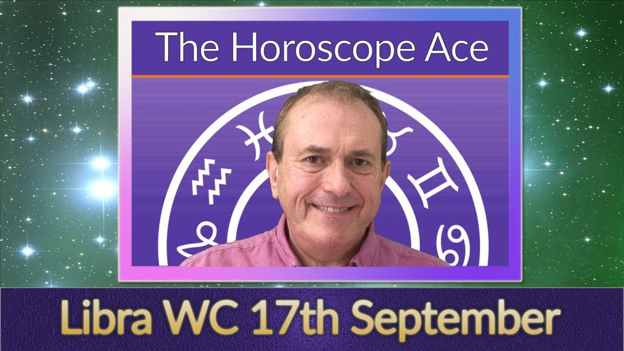 Weekly Horoscopes from 17th September - 24th September
