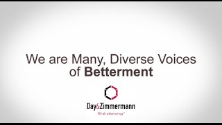 Diversity & Inclusion: We are Many, Diverse Voices of Betterment