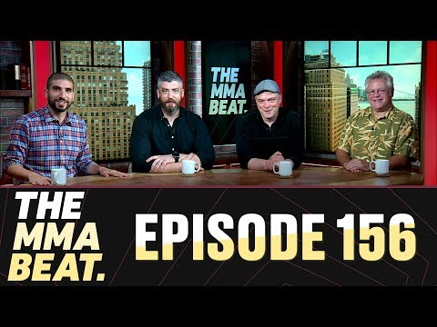 The MMA Beat Live - July 13, 2017