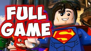 LEGO DC SUPERVILLAINS Full Game