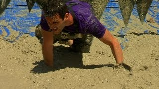 Episode 42: Fitness trackers in a mud run