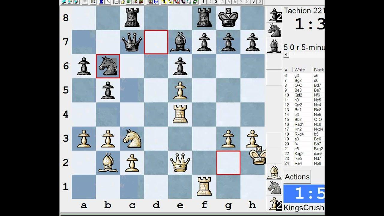 chess online blitz