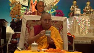 H E  Ling Rinpoche | 8 Verses | ABC Day 2