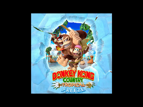 Donkey Kong Country: Tropical Freeze Soundtrack - Twilight Terror ~ Stickerbrush Symphony