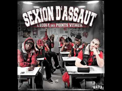13 - J'ai pas les loves - Sexion d'Assaut  [Album - L'Ecole des points vitaux]