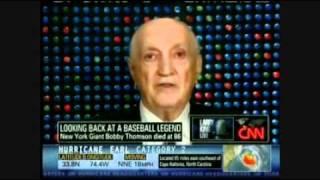 Ralph Branca Interview Larry King Aug. 2, 2010 wide.wmv