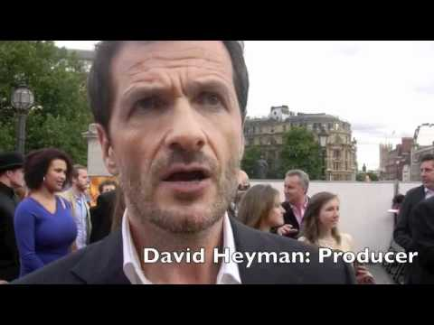 Deathly Hallows Part 2: David Heyman