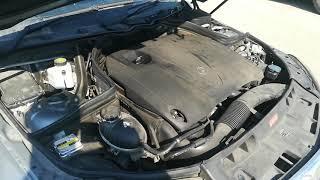 Car For Parts - Mercedes-Benz C-CLASS 2007 2.0L 100kW Diesel