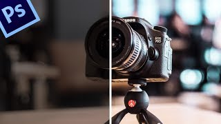 How to make your photos LOOK AMAZING FAST! Photoshop Tutorial