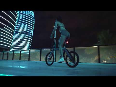 FIIDO D11 - 100km Cycling Urban Folding eBike