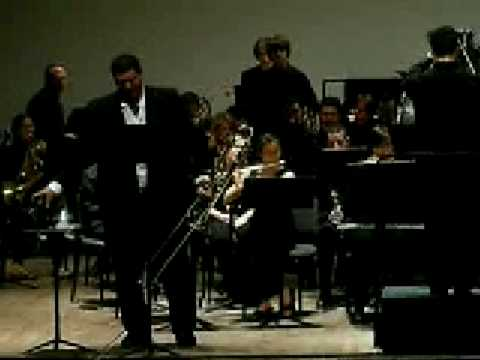 Johan de Meij T-Bone Concerto Mov 2 --Medium