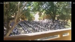 Hoạt động giữa giờ trường trung học cơ sở Minh Phú